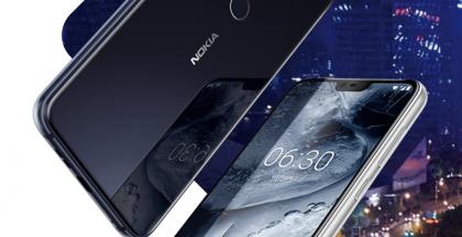 Nokia X6.