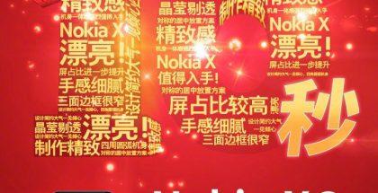 Nokia X6:n ensimmäinen erä loppuunmyytiin 10 sekunnissa.