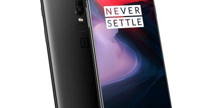 OnePlus 6 Midnight Black.