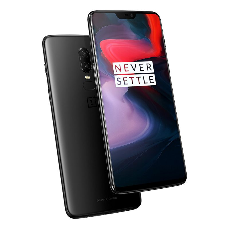 OnePlus 6 Midnight Black.
