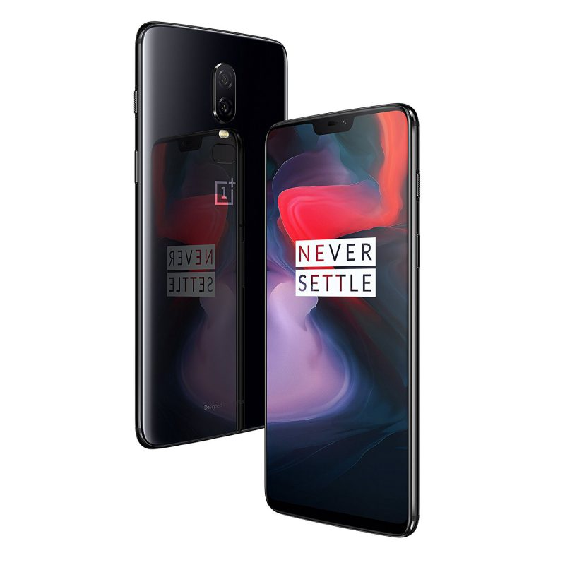 OnePlus 6 Mirror Black.