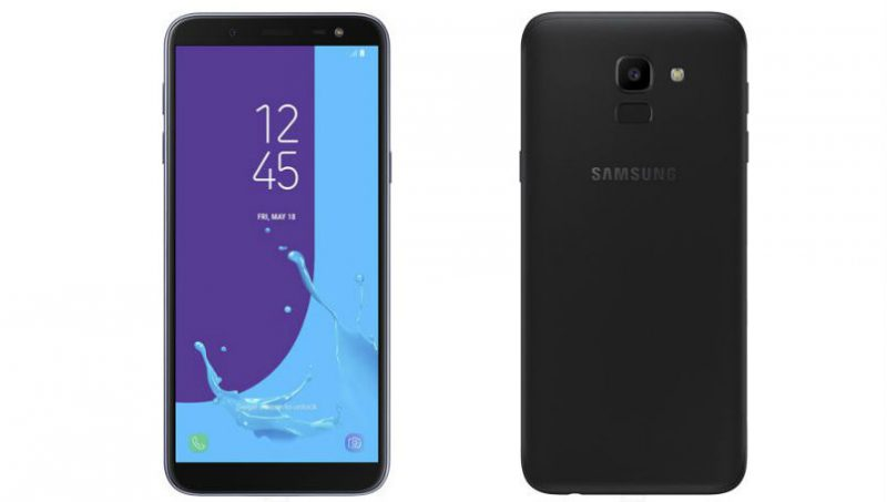 Uusi Samsung Galaxy J6.