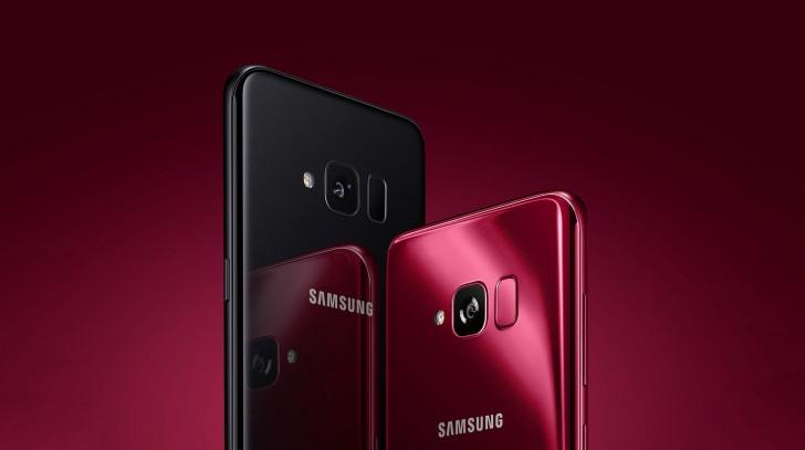Galaxy S Lite tulee kahtena värivaihtoehtona.