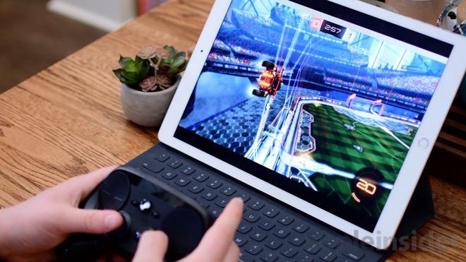 Steam Link iPadille. Kuva: AppleInsider.