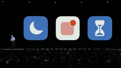 Apple esitteli uusia toimintoja, joiden tarkoitus on vähentää iPhonen käyttöä.