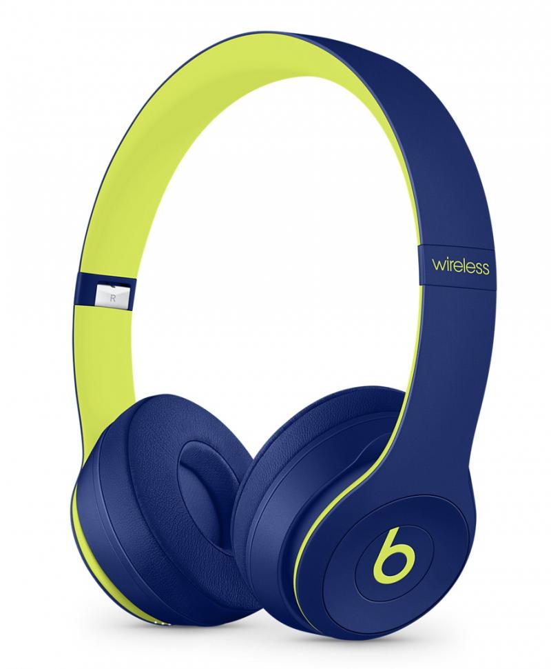 Myös Beats Solo3 Wireless On-Ear -kuulokkeet tulivat saataville uusissa väreissä.