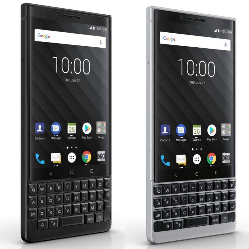 BlackBerry Key2 tulee tarjolle kahtena värivaihtoehtona.