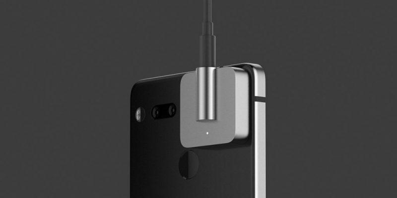 Essentialin uusi Audio Adapter HD.