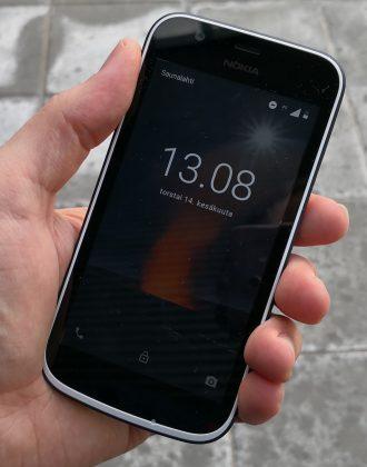 Nokia 1:llä on vahvuutensa, mutta myös heikkoutensa - lähinnä suorituskyvyssä.