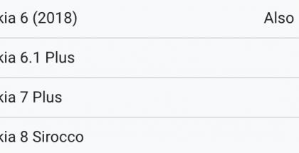 Google listasi Nokia 6.1 Plussan ARCore-laitteiden joukkoon.