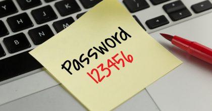 Tämä ei ole esimerkki hyvästä salasanasta.