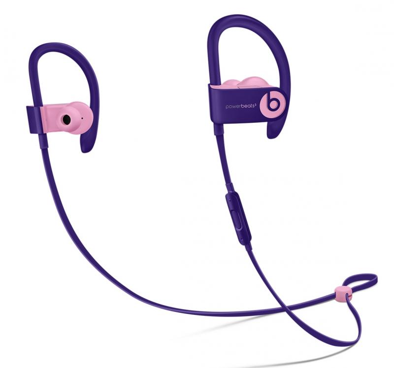Powerbeats 3 Wireless -kuulokkeet saivat uusia värejä.