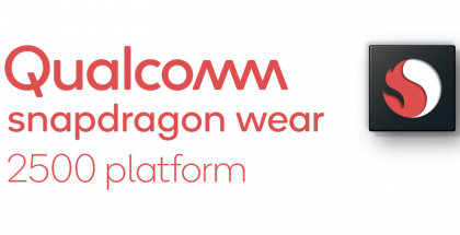 Qualcomm Snapdragon Wear 2500.