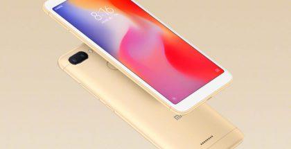 Xiaomi Redmi 6.