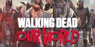 Tästäkö uusi hitti? Lisätyn todellisuuden Walking Dead: Our World julkaistiin