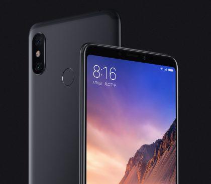 Xiaomi Mi Max 3.