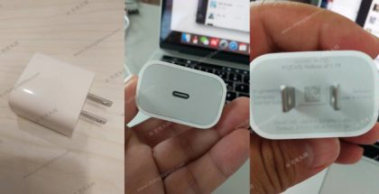 Vuotokuvia mahdollisesta uudesta Applen USB-C-pikalaturista.