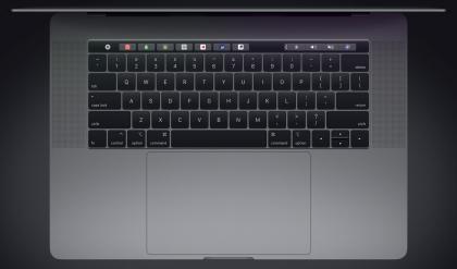 Apple kertoo parantaneensa myös näppäimistöä.
