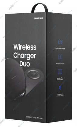 Samsung Wireless Charger Duo.