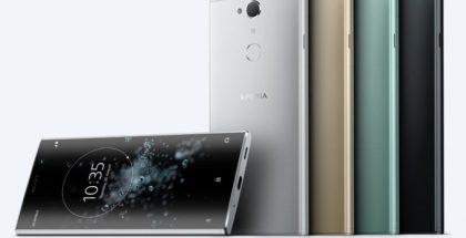 Sony Xperia XA2 Plus.