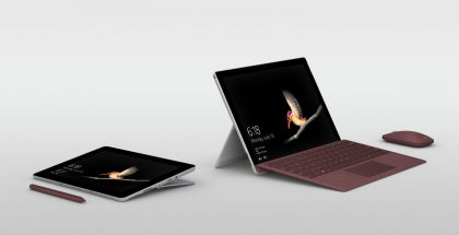 Microsoft Surface Go.