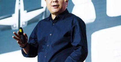 Xiaomi-johtaja Wang Xiang.