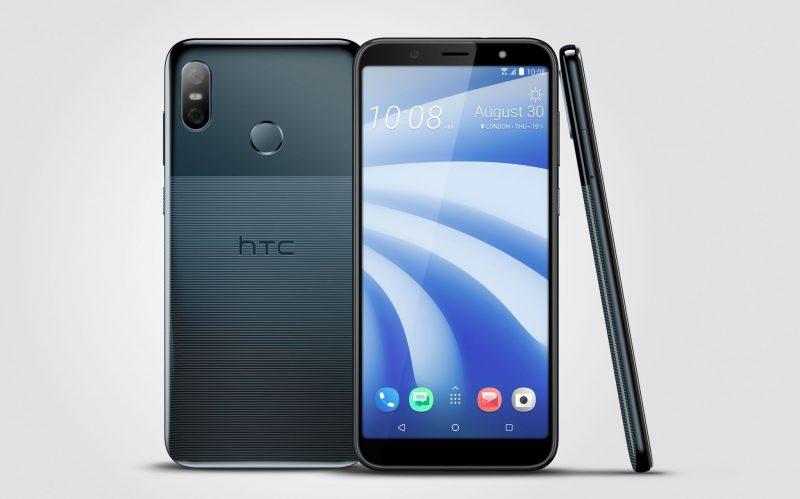 HTC U12 life -älypuhelin.