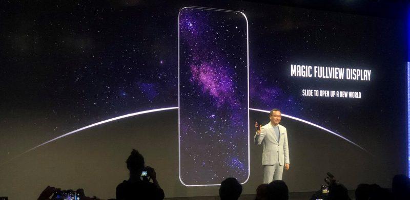 Huawei antoi ensimmäisiä maistiaisia tulevasta Honor Magic 2 -puhelimesta jo elokuun lopulla.