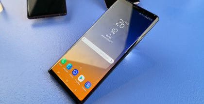 Samsung Galaxy Note9.