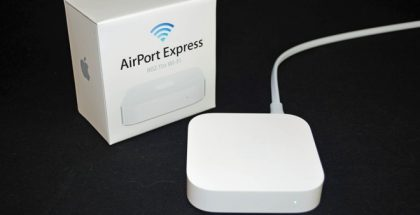 AirPort Express.
