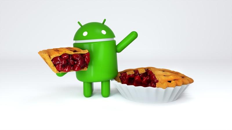 Android-versio 9 on lempinimeltään Pie eli piirakka.
