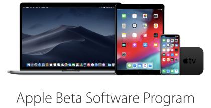Apple tarjoaa julkisia beetoja iPhonelle, iPadille, Macille ja Apple TV:lle.