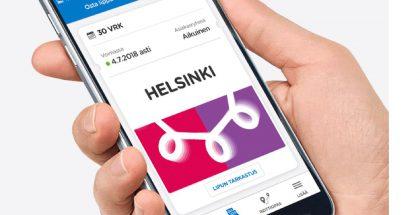 HSL-sovellus mahdollistaa keväästä alkaen lippujen ostamisen myös Tallinnan joukkoliikenteeseen.
