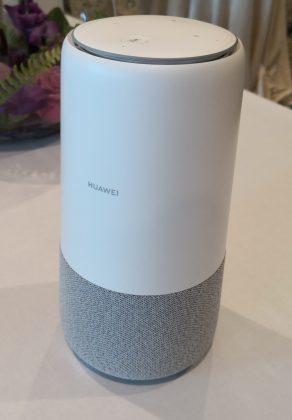 Huawei AI Cube toimii sekä 4G-yhteyden jakavana reitittimenä että älykaiuttimena.