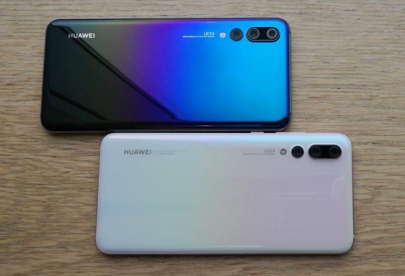 Huawein uudet lisävärit P20-puhelimille.