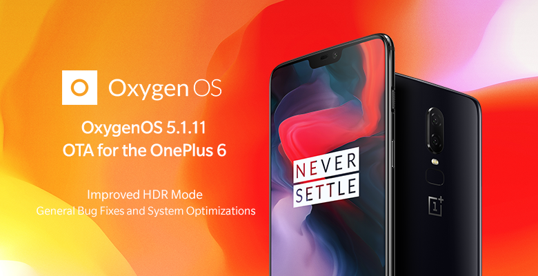 OxygenOS 5.1.11.