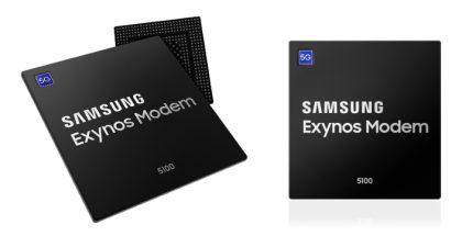 Samsung Exynos Modem 5100.