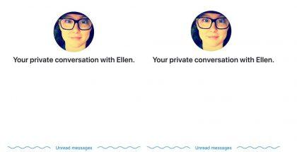 Skypen yksityiskeskustelut. Kuva: MSPoweruser.