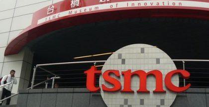 Taiwanilainen TSMC on maailman suurin puolijohdevalmistaja.