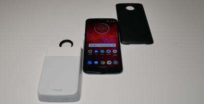 Motorola Moto Z3 Play.