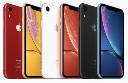 Apple iPhone XR.