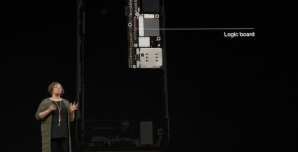 Applen Lisa Jackson esitteli Applen ympäristötyön edistysaskeleita.