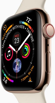 Uusi Apple Watch.