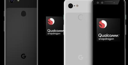 Tältä Googlen Pixel 3 XL:n ja Pixel 3:n pitäisi näyttää.