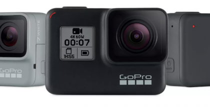 GoPron uudet HERO7-kamerat.