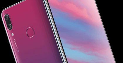 Huawei Enjoy 9 Plus. Evan Blassin Twitterissä julkaisema kuva.