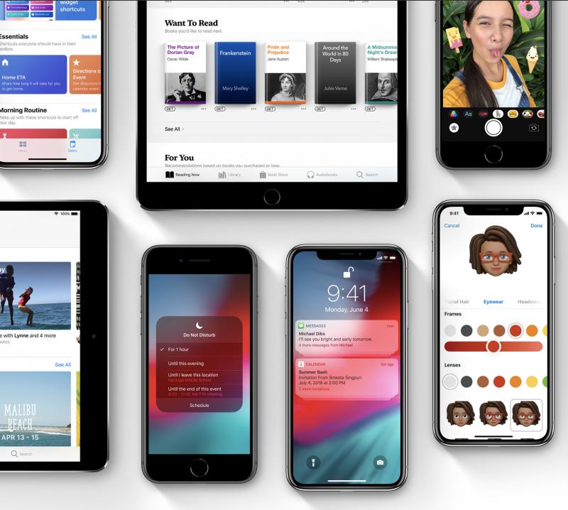 iOS 12.