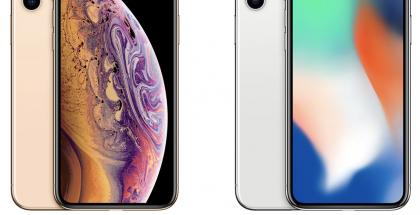 iPhone XS on saatavilla kolmena eri värivaihtoehtona, kun mukaan on tullut myös uusi kultaväri.