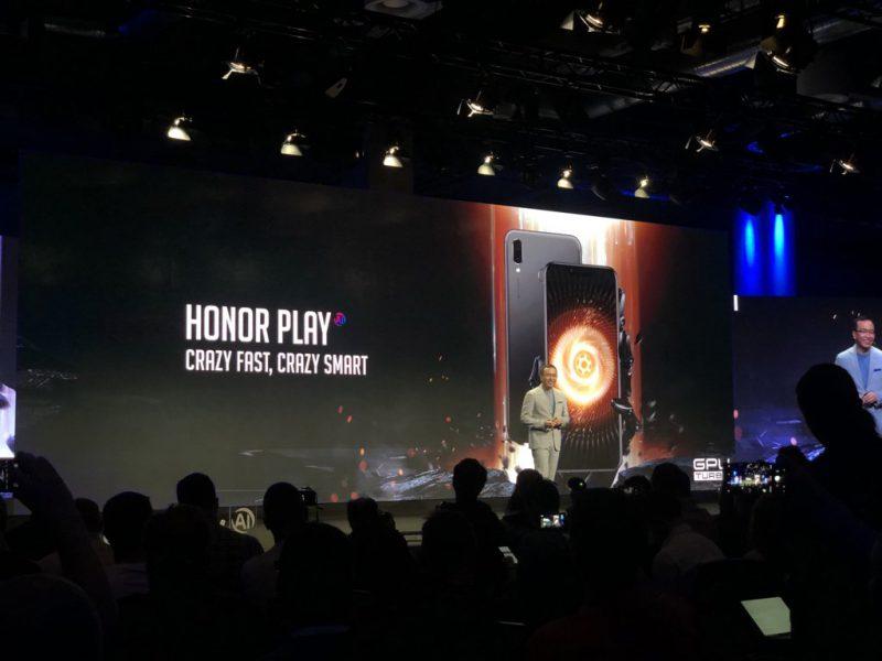 Honor Play lanseerattiin virallisesti Euroopan markkinoille Berliinissä.
