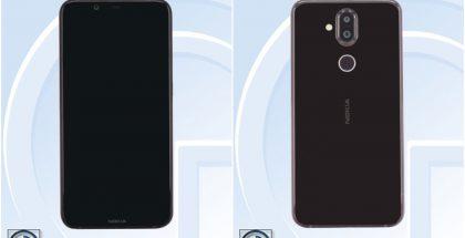 Uusi Nokia-älypuhelinmalli mallikoodilla TA-1131 kiinalaisviranomaisen kuvissa. Mahdollisesti Nokia 7.1 Plus.